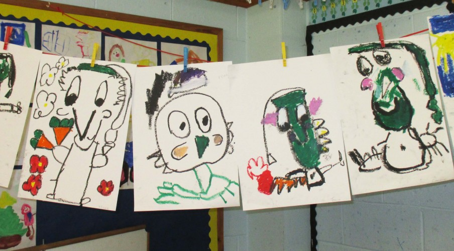 Portree Primary 1(Skye)