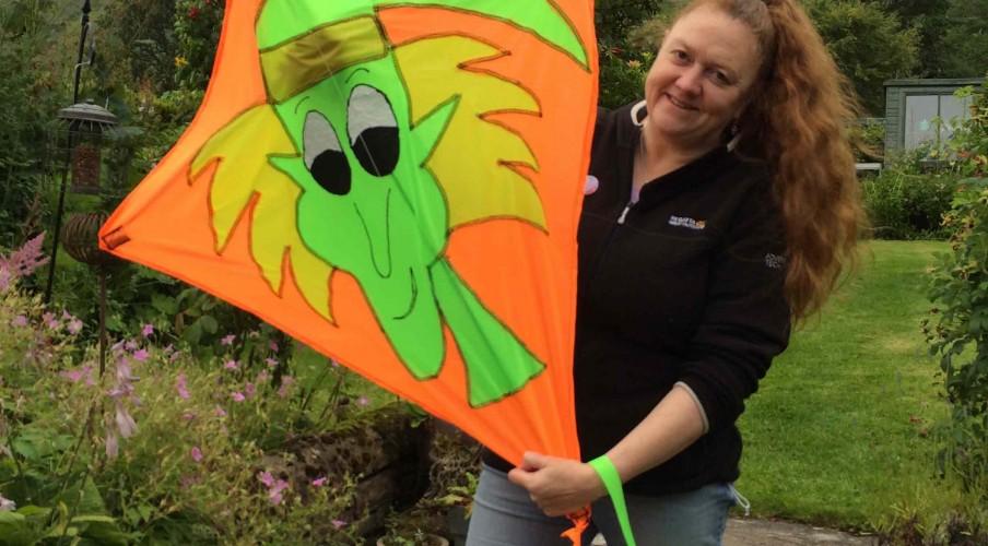 The JoJo kite!