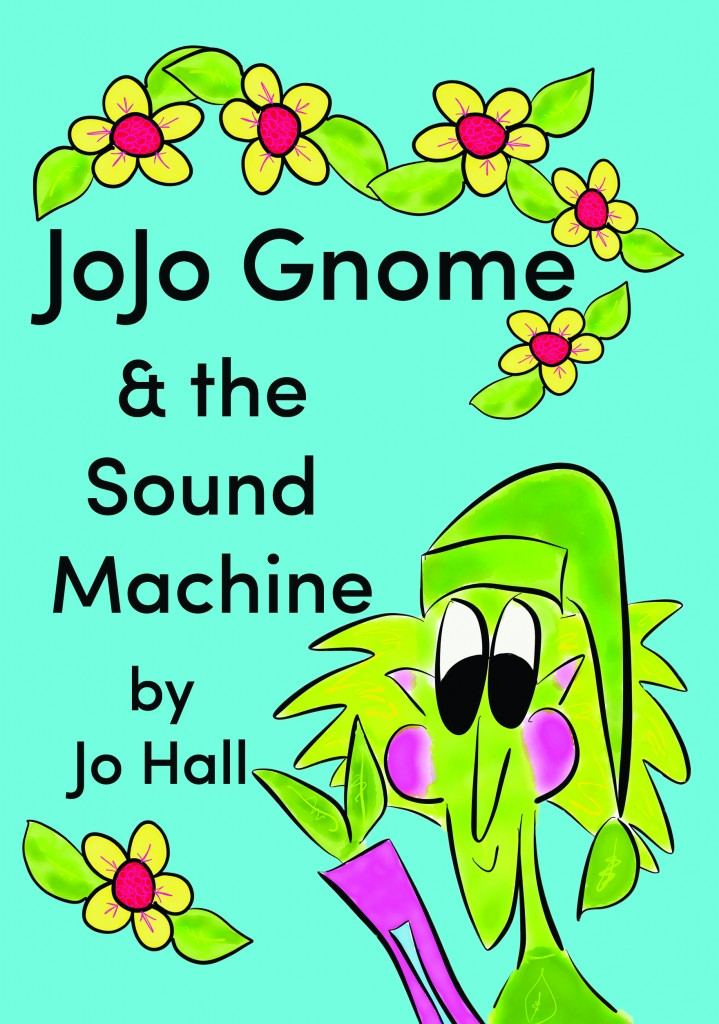book cover sound machine photo