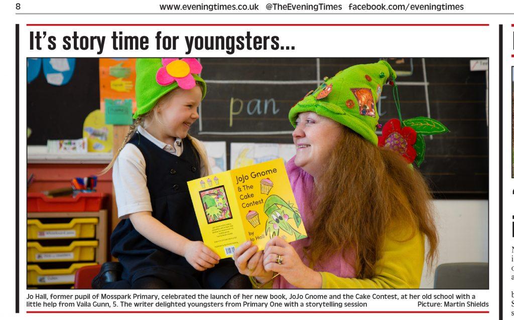 Evening Times - Nov 2017