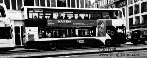 Watermarked man ray bus