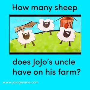 017 jojo uncle sheep