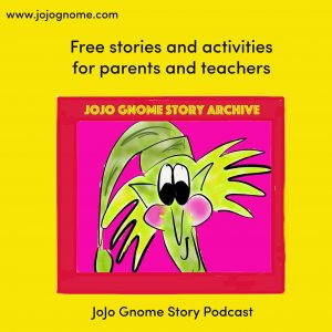 Picture of joJo Gnome and blink for the story archive