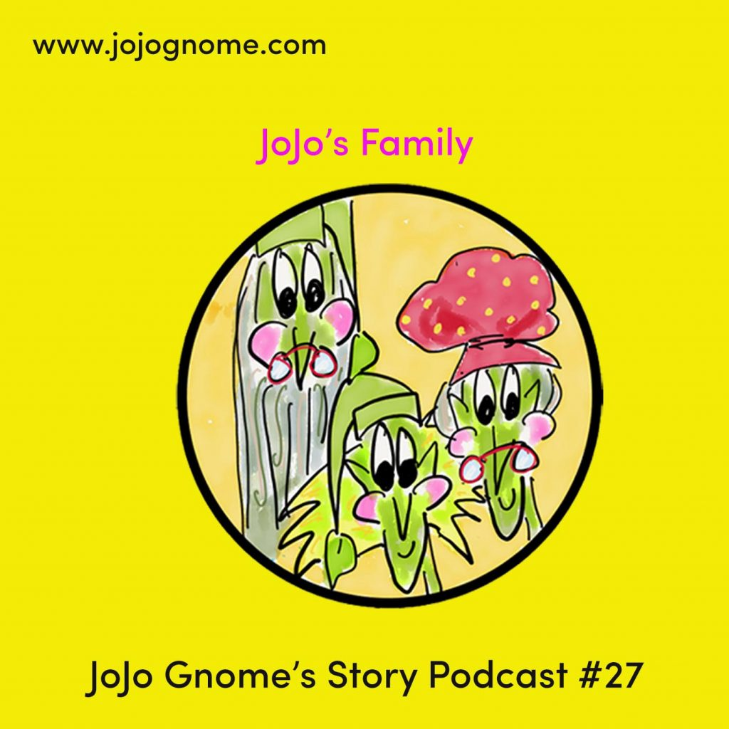 Click on the image of JoJo's Family to go to the story.